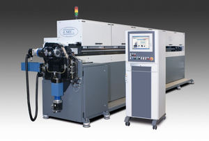 5-axis bending machine / electric / for tubes / CNC