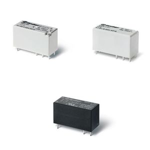 low-profile solid state relay