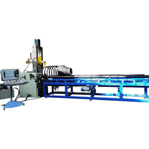 hydraulic bending machine / for tubes / profile / 3 drive rollers