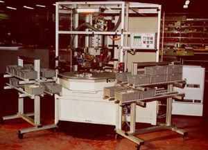 resistance welding machine / AC / automatic / copper