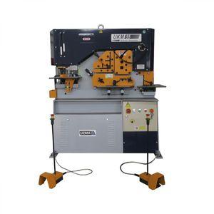 hand-operated ironworker
