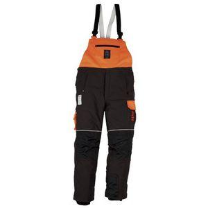 work brace overall / wear-resistant / anti-cut / cotton