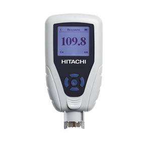 copper thickness gauge / magnetic induction / handheld