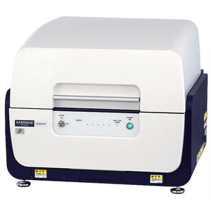 alloy analyser / coating thickness / benchtop / XRF
