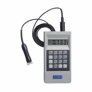 copper thickness gauge / ultrasonic / handheld