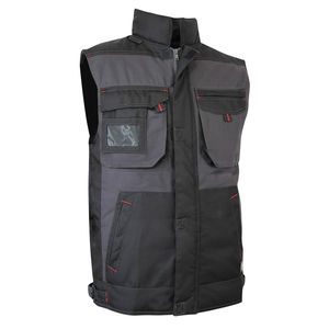 work vest / cold weather / cotton / polyester