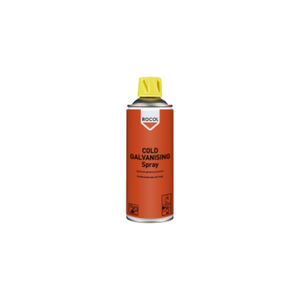 cold galvanizer spray / multi-use / for metal / fast-acting
