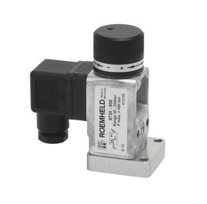 electromechanical pressure switch / for hydraulic applications