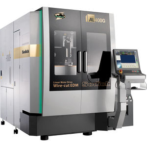 wire EDM electrical discharge machine / CNC / precision / high-speed