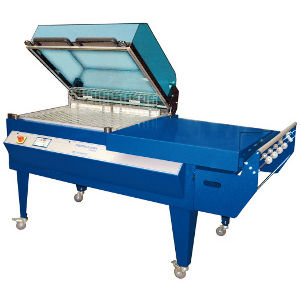 manual packaging machine / bell type / for cables / for the food industry
