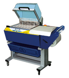 manual packaging machine / bell type / for the food industry / for the medical industry