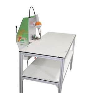 hot air welding machine / automatic / bench-top / cost-effective