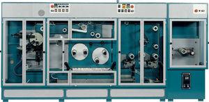 three-color flexographic press