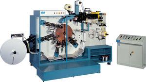 four-color flexographic press
