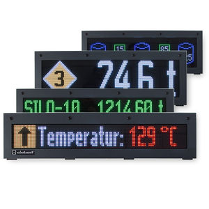 LED displays