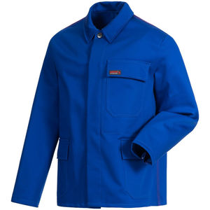 work jacket / fire-retardant / anti-static / cotton