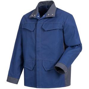 fire-retardant jacket / anti-static / arc protection / fabric