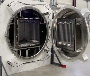 carbonitriding furnace