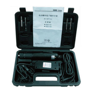 corded electric screwdriver / straight / high-stability / semi-automatic