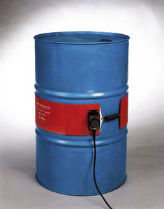 belt drum heater