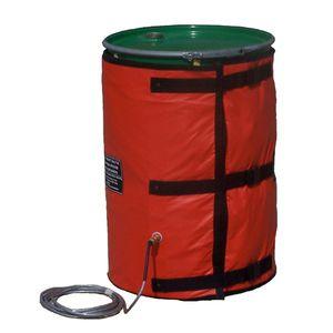 drum heating jacket