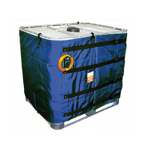 IBC container heating jacket