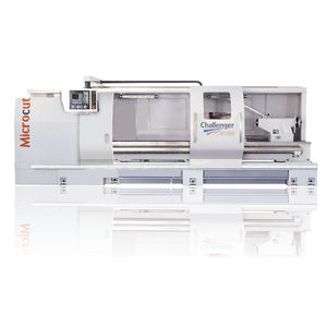CNC automatic lathe / 2-axis / powerful