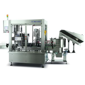 monobloc filling and capping machine