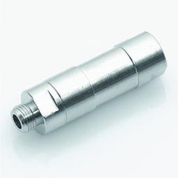 male-female non-return valve