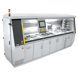 metallographic sample grinding polishing machine