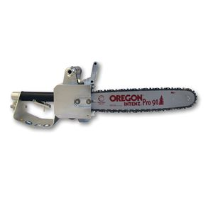 metal chainsaw / pneumatic / heavy-duty