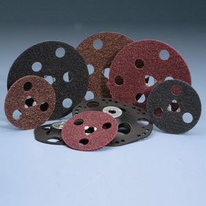 aluminum oxide abrasive disc