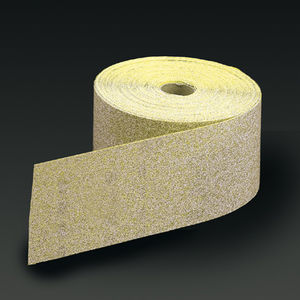 paper abrasive roll