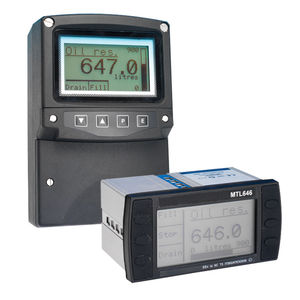alphanumeric displays / LCD / RS422 / IP65