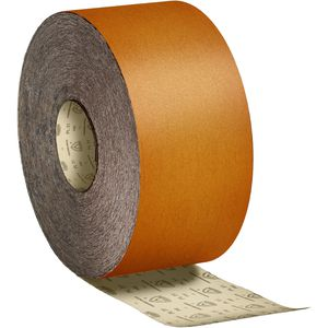 silicon carbide abrasive roll / paper / for grinding / for wood