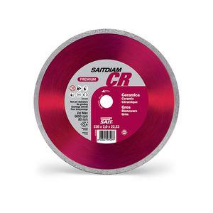 ceramic cutting disc / diamond-coated