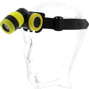 intrinsically safe head lamp / LED / compact / IP65