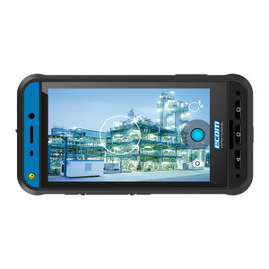 industrial smartphone with video camera