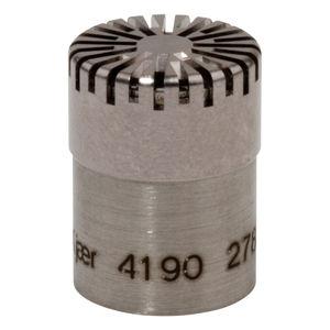 measurement microphone / externally-polarized / free-field / 1/2