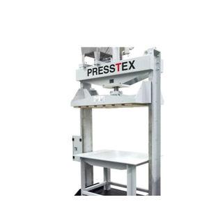 compact baling press