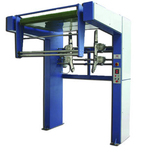 bale opener for the textile industry