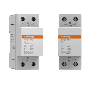 type 1 surge arrester / DIN rail