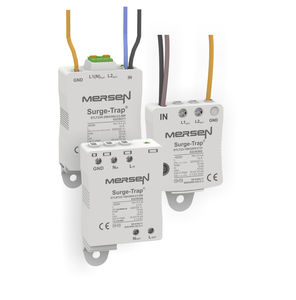 type 3 surge arrester / with housing / for LED lighting / outdoor
