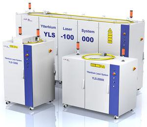 CW laser source / fiber / infrared / UV