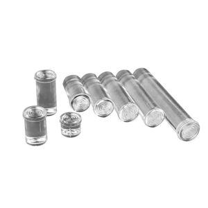front panel light pipe / vertical / rigid