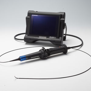 remote visual inspection videoscope / flexible / industrial / portable