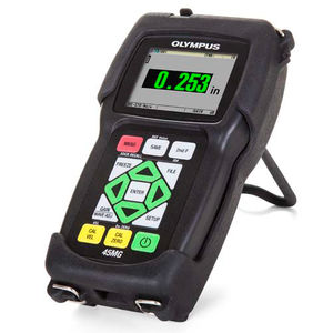 corrosion thickness gauge / ultrasonic / handheld
