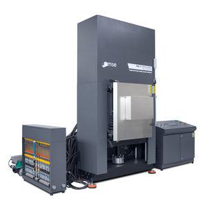 hot press / hydraulic / forming / PLC