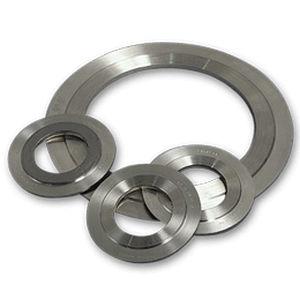 flat seal / circular / metal / graphite
