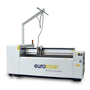 CO2 laser cutting machine / for plastics / for wood / for fabrics